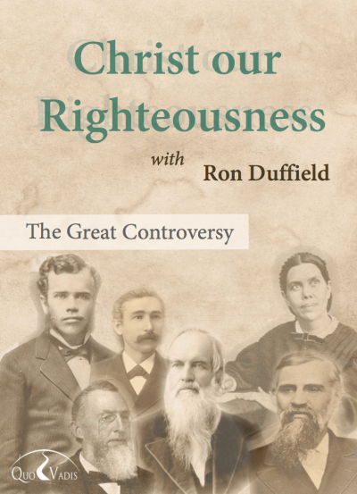 01 THE GREAT CONTROVERSY by Ron Doffield