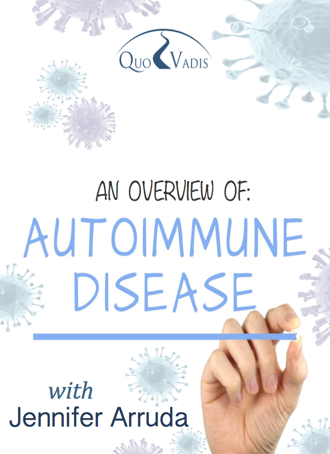 02 Autoimmune Deasise Overview by Jennifer Arruda