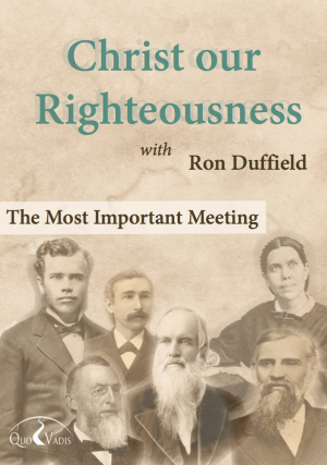 03 The Most Important Meeting by Ron Duffield