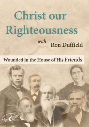 06 Wounded in the House of his Friends by Ron Duffield