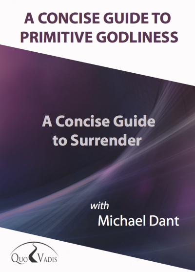 03-A CONCISE GUIDE TO SURRENDER By Michael Dant