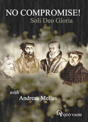 #206 SOLI DEO GLORIA by Andreas Mellas