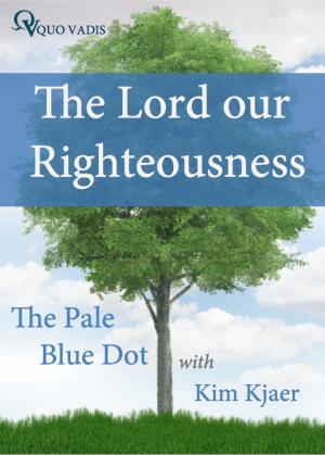 THE PALE BLUE DOT by Kim Kjaer